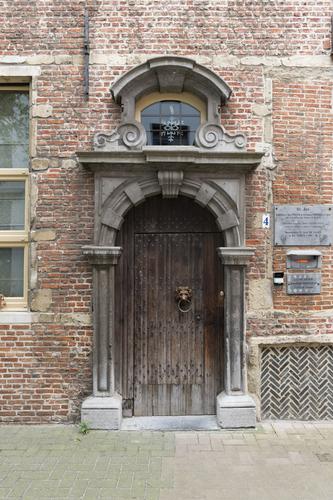 Antwerpen Rijke Beukelaarstraat 4 poort
