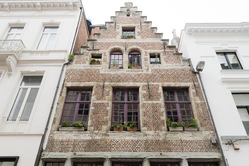 Antwerpen Sint-Pieter-en-Paulusstraat 4