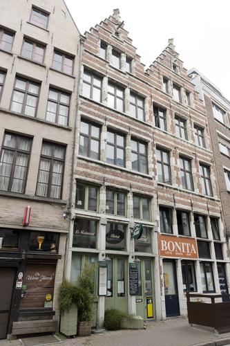 Antwerpen Vlasmarkt 21