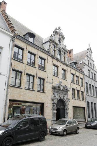Antwerpen Mutsaardstraat 32