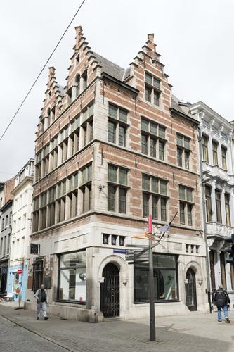 Antwerpen Minderbroedersrui 74
