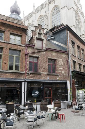 Antwerpen Lijnwaadmarkt 4