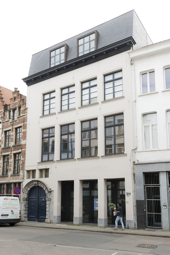 Antwerpen Lange Koepoortstraat 33