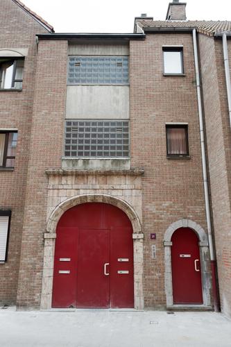 Antwerpen Korte Riddersstraat 21A-21B