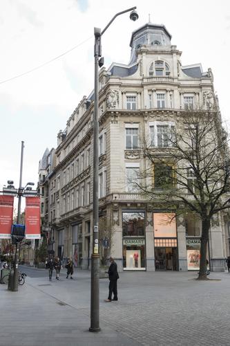 Antwerpen Jezusstraat 2-4