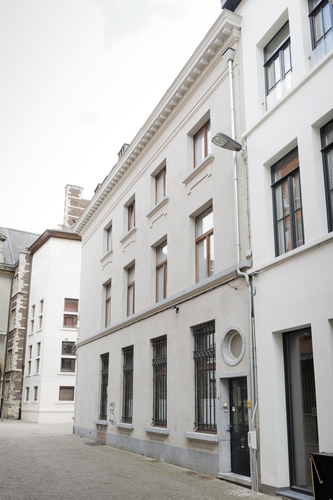 Antwerpen Jezuïetenrui 10