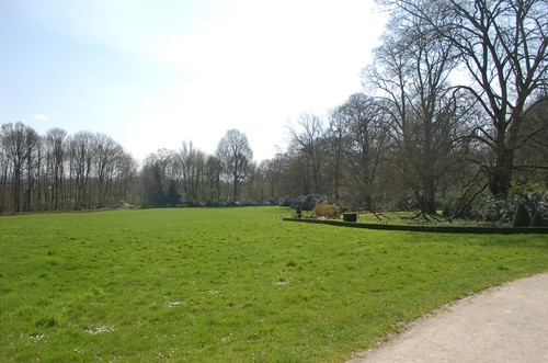 Sint-Pieters-Leeuw, Domein Groenenberg