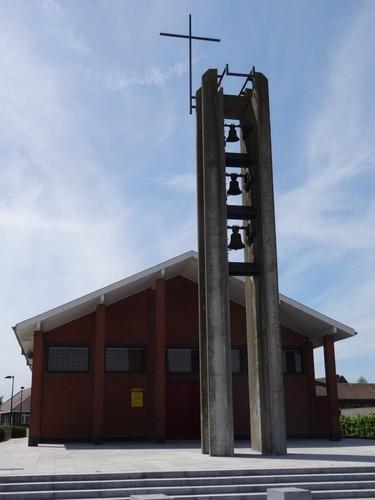 Zwevegem Stedestraat zonder nummer Sint-Jozef Werkmankerk