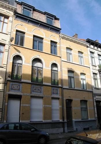 Antwerpen Lange Lozanastraat 45-47