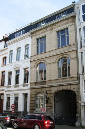 Antwerpen Miraeusstraat 25-27