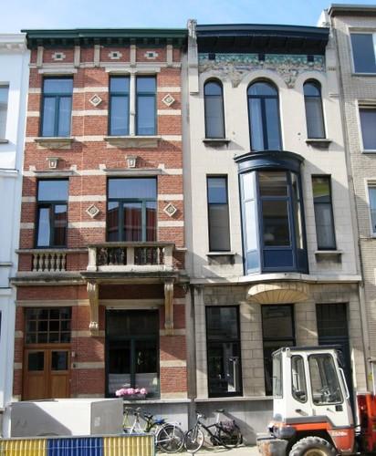 Antwerpen Miraeusstraat 6-8