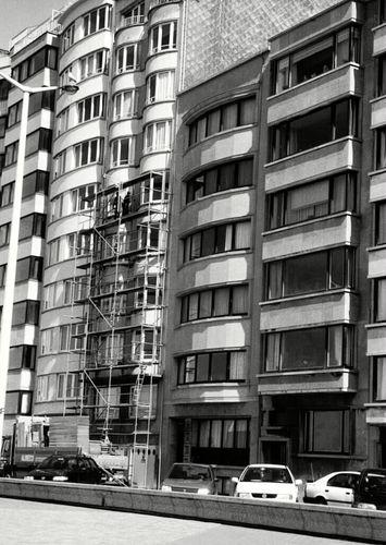 Oostende, Albert I-Promenade 33, 35, 36, 37-38