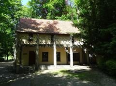 Anzegem Tiegemberg zonder nummer Boswachtershuis in het Sint-arnolduspark (https://id.erfgoed.net/afbeeldingen/268218)