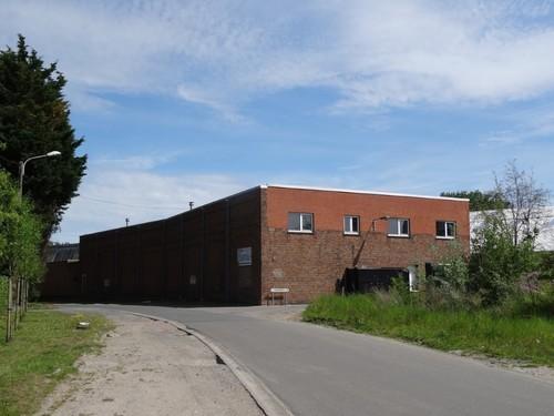 Deerlijk Oude Heerweg 129 Burelen van textielfabriek Belgian Sewing Thread