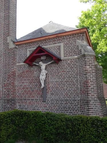 Deerlijk Kapelstraat 2 Crucifix