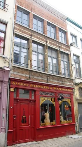 Antwerpen Korte Nieuwstraat 6