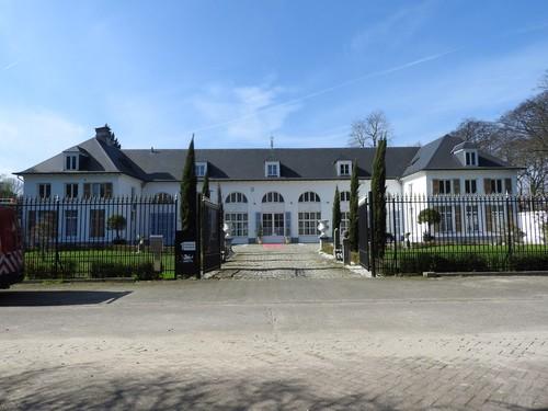 Antwerpen Ertbruggelaan 150 bijgebouwen
