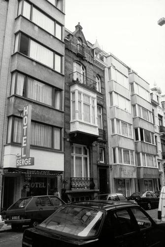 Oostende, Brusselstraat 13