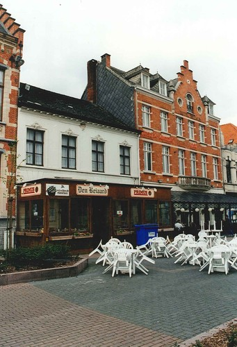 Herentals Grote Markt 19-21