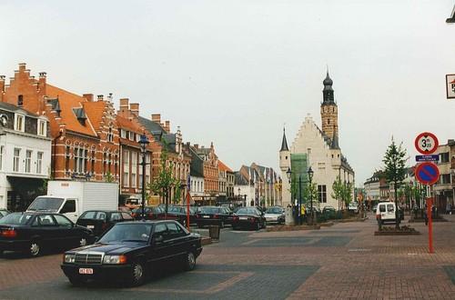 Herentals Grote Markt