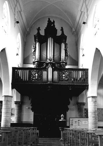 Stabroek Kerkendam zonder nummer interieur