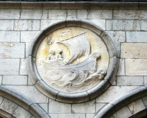 Antwerpen Braderijstraat 24 gevelsteen