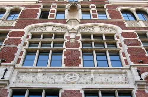 Antwerpen Jordaenskaai 24 risaliet
