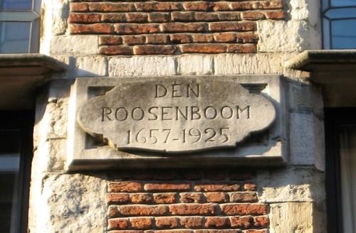 Antwerpen Korte Nieuwstraat 11 gevelsteen