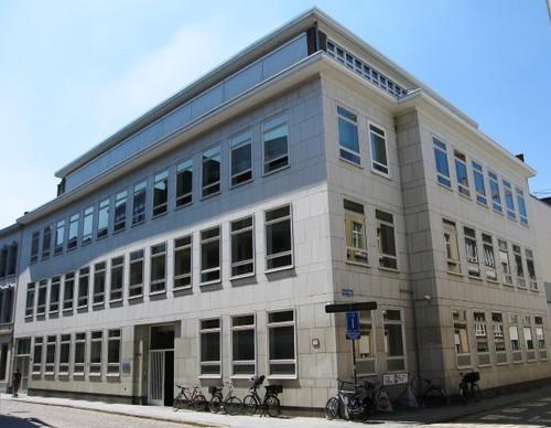Antwerpen Lange Klarenstraat 16-20