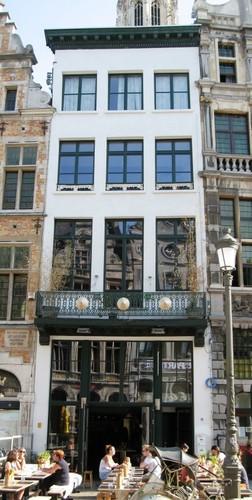 Antwerpen Grote Markt 42