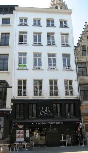 Antwerpen Grote Markt 50