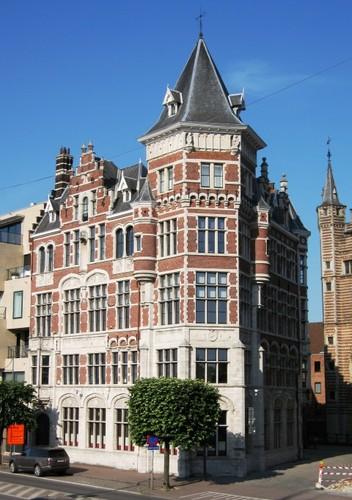Antwerpen Jordaenskaai 24