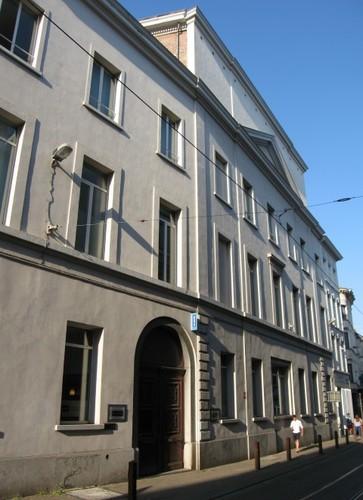 Antwerpen Korte Nieuwstraat 33 jezuïetencollege