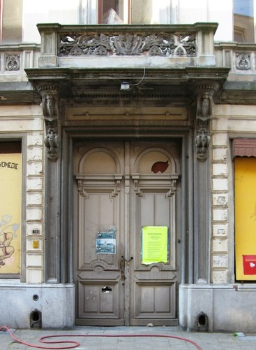 Antwerpen Leguit 15 poort