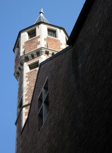 Antwerpen Wisselstraat 8 huistoren