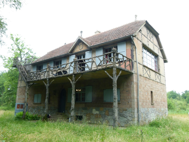 Landhuis misonne erfgoedobjecten inventaris onroerend erfgoed