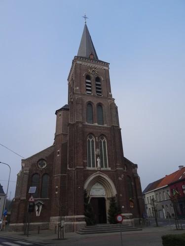 Oudenaarde Deinzestraat zonder nummer Sint-Petruskerk