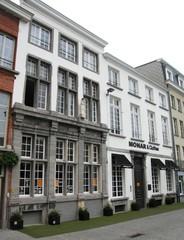 Samenstel van renaissance en laatclassicistisch burgerhuis