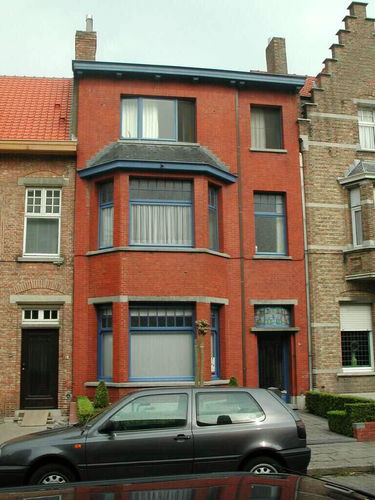 Brugge Christus-Koning Gouden-Boomstraat 18