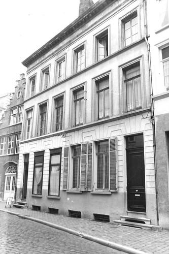 Gent Drabstraat 31 (voorheen nummers 13-15)