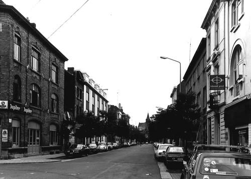 Gent Kartuizerlaan straatbeeld