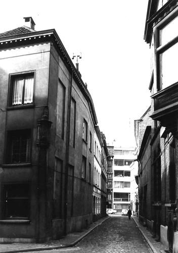 Gent Korte Kruisstraat straatbeeld