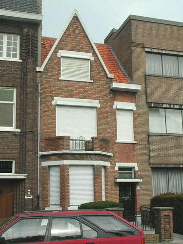 Brugge Christus-Koning Gouden-Boomstraat 6