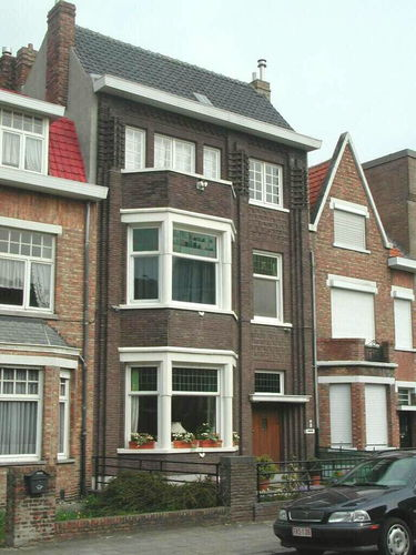 Brugge Christus-Koning Gouden-Boomstraat 8