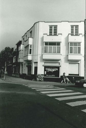 Antwerpen Laaglandlaan 1A Kroonplein