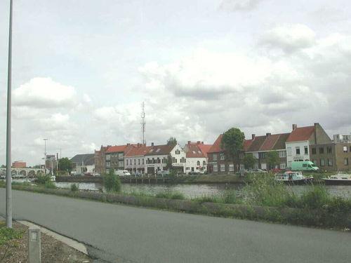 Brugge Houtkaai
