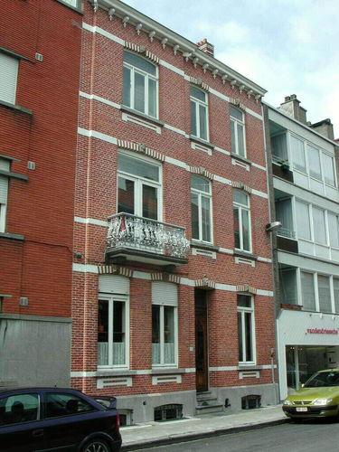Brugge Christus-Koning Kardinaal Mercierstraat 13