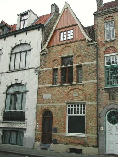 Brugge Christus-Koning Kardinaal Mercierstraat 33
