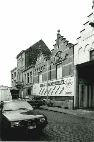 Antwerpen Van Heybeeckstraat