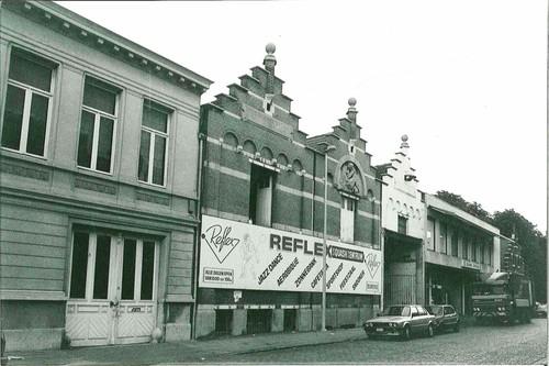 Antwerpen Van Heybeeckstraat Volkslust t.e.m. jongensschool